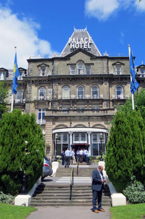 Palace Hotel, Buxton